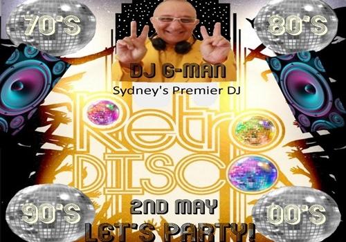 Retro Dance Party - DJ G-Man