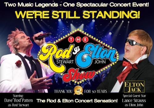 The Rod Stewart and Elton John Show