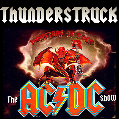 Thunderstruck - The AC/DC Show