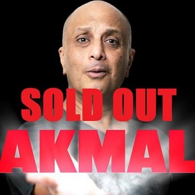Akmal - Postponed until Sat September 18