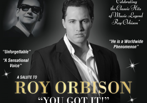 A Salute to Roy Orbison starring John Stephan